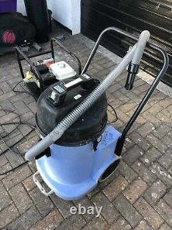 110v NUMATIC WVD900-2 INDUSTRIAL/COMMERCIAL WET & DRY VACUUM CLEANER