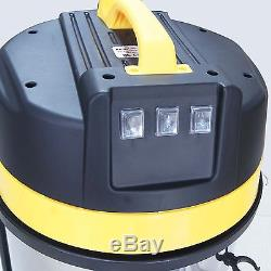 171185 Industrial Vacuum Cleaner 100L 3 Motors Wet Dry Car Carpet Cleaning