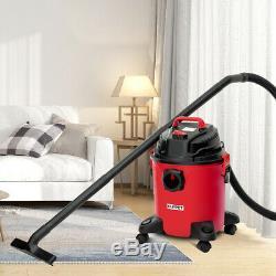 20L 1100W Wet&Dry Vacuum Cleaner 3-in-1 Barrel Vacuum Cleaner Dust Extractor