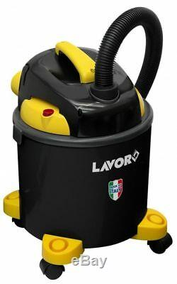 2 IN 1 Lavor Vac 18 Plus Wet & Dry Vacuum Cleaner With Blower 18L 1200W RRP£149.99