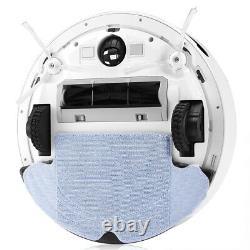 360 S6 Alexa Robotic Vacuum Cleaner Robot Sweeping Mopping Wet&Dry Sweeper HEPA