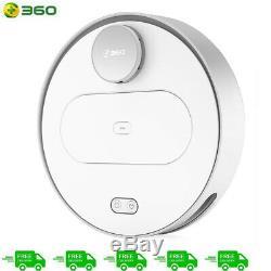 360 S6 Smart Robot Vacuum Cleaner Dry Wet Floor Mop Sweeper App Control Sensors