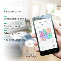 360 S9 Robot Vacuum Dry/Wet Cleaner Automatic Sweeping Mopping APP&Voice Control
