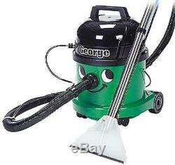 370 George Wet And Dry Cleaner, Numatic, Gve370(grn)+a26 230v Numatic Gve