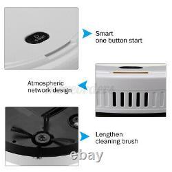 3-in-1 USB Automatic Smart Robot Vacuum Cleaner Dust robotic Dry Wet Sweeper Mop