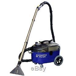 Aquarius Pro Valet Carpet Extraction Upholstery Cleaner & KV30B Wet Dry Vacuum