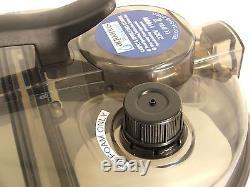Aquarius Pro Valet Carpet Extraction Upholstery Cleaner & KV60-2 Wet Dry Vacuum