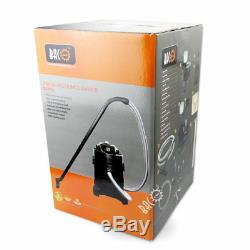 BACOENG 1200W 9 Gallon Pond Vacuum Pump Dry/Wet/Blowing Vacuum Cleaner 1-1/2HP
