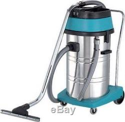 BB Dyson 80 Litre Industrial 240 Motor 2000W Wet & Dry Vacuum Cleaner