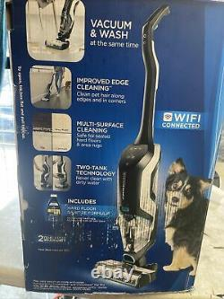 BISSELL CrossWave Cordless Max All-in-One Wet Dry Vacuum Cleaner Black #2554 NIB