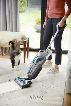 BISSELL CrossWave Cordless Wet & Dry Vacuum Cleaner All Floors Spills Stains
