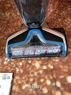 BISSELL Crosswave 2582E Cordless Wet & Dry Vacuum Cleaner used Twice