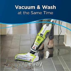BISSELL Crosswave All in One Wet Dry Vacuum Cleaner and Mop for Hard Floors and