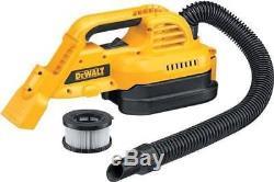 BNIB DeWALT DC515N 18V Wet & Dry Handheld Vacuum Cleaner / Hoover WARRANTY
