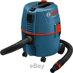Bosch Wet Dry Vacuum Cleaner Gas 20 L Sfc 1200 Watt All Purpose Industrial
