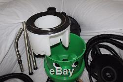 BOXED Numatic George Wet and Dry carpet cleaner with all accessories and tools