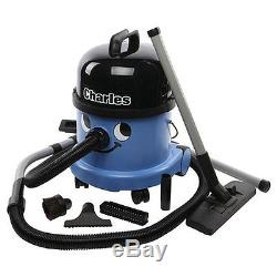 BRAND NEW Numatic Charles CVC370 WET & DRY Cylinder Vacuum Cleaner Hoover Henry