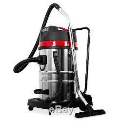 B-Stock VACUUM CLEANER INDUSTRIAL WET & DRY SHOP VAC HOME 3000 W 80L BAGLESS