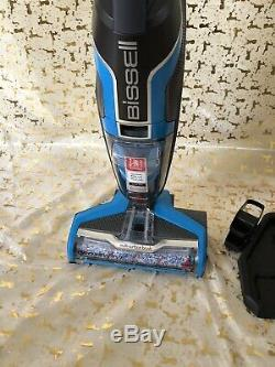 Bissell 1713 CrossWave All in One Wet & Dry Cleaner Blue / Grey