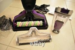 Bissell 2306A CrossWave Pet Pro Wet-Dry Vacuum Cleaner Purple