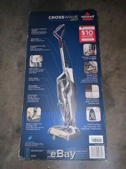 Bissell 2306 CrossWave Pet Pro Wet-Dry Vacuum Cleaner Purple