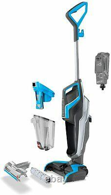Bissell CrossWave All in One Multi Surface Wet & Dry Cleaner Blue Grey 1713