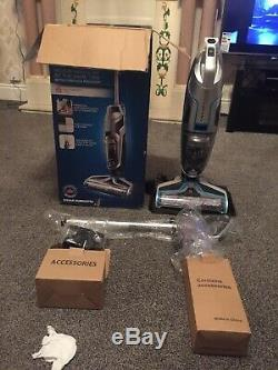 Bissell Crosswave 2582e Cordless Wet & Dry Vacuum Silver Cleaner Rrp £329.99+