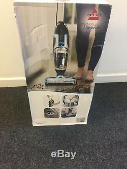 Bissell Crosswave ADVANCED 2225e All in One Wet & Dry CLEANER BNIB