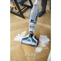Bissell Crosswave Cordless Wet and Dry Floor Cleaner Blue