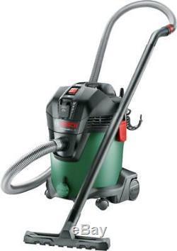 Bosch 1200w Wet & Dry Vacuum Cleaner 230V Volume 20L ADVANCEDVAC 20
