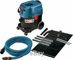 Bosch Professional Gas 35 M Afc Vacuum Cleaner Dry/Wet 1200 W, Capacity 35 L