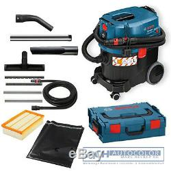 Bosch all Purpose Cleaner/Wet Dry Vacuum Cleaner Gas 35 L Sfc Professional With
