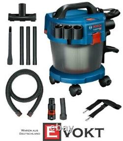 Bosch cordless wet and dry vacuum cleaner GAS 18V-10 L with accessories NEW