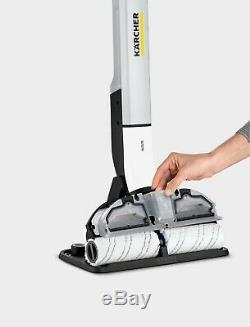 Brand New Karcher FC3 Premium Cordless Wet & Dry Hard Floor Cleaner 460W White