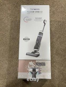 Brand New TINECO Floor One S3 Cordless Hardwood Floors Cleaner Wet Dry Vacuum