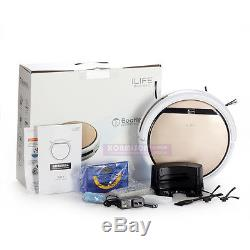 CHUWI ILIFE V5S Pro Smart Robot Vacuum Cleaner Dry Wet Clean Water Tank Mop TO
