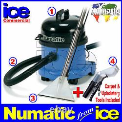 CT370-2 Carpet Rug & Upholstery Machine Cleaner Car Valeting Cleaning Equipment