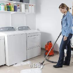 Carpet Washer Wet Dry Canister Vax Vacuum Cleaner Hoover 1300 W Orange