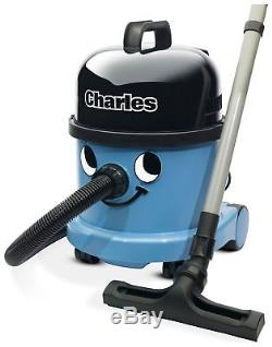 Charles Wet and Dry Vacuum Cleaner 15L Cylinder Blue Argos eBay