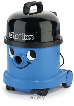 Charles Wet and Dry Vacuum Cleaner Cylinder Blue. From Argos on ebay