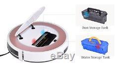 Chuwi ILIFE V7S PRO Robot Vacuum Cleaner Wet and Dry Sweeping NEW 2017
