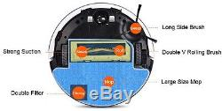 Chuwi ILIFE V7S Robot Vacuum Cleaner Wet and Dry Sweeping