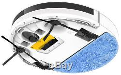 Chuwi Ilife V5 Pro Smart Robotic Vacuum Cleaner 2 in 1 Dry Wet Sweeping Robot UK