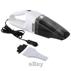 Cigarette Lighter Handheld Caravan Hoover Wet Dry Van Car Vacuum Cleaner 12V UK