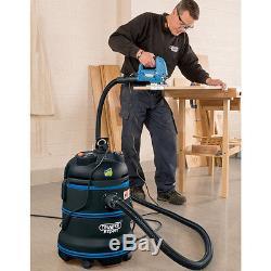 DRAPER EXPERT 110V M-CLASS 35Ltr Wet & Dry Dust Hoover/Vacuum Vac Cleaner, 86685