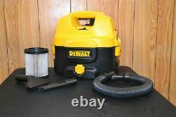 DeWALT 18V-240V CORDLESS WET DRY HOOVER WITH FILTER VACUUM CLEANER DC500 W@@w