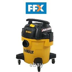 DeWalt 08002 240V Professional Wet and Dry Vacuum Cleaner