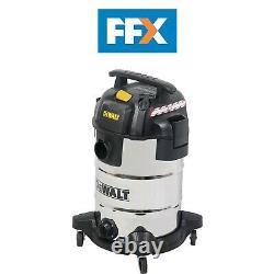 DeWalt 08004 240V Professional Wet and Dry Vacuum Cleaner