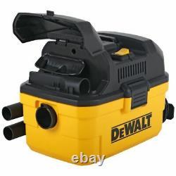 DeWalt DXV15T Portable Wet & Dry Vac Vacuum Cleaner & Blower 1100W 15L