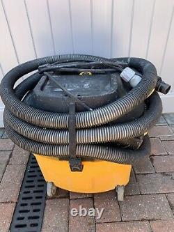 Dewalt Dwv901l Vaccum Cleaner, Wet and Dry, dust Extractor